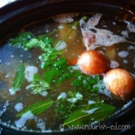 Chicken & beef Bone broth