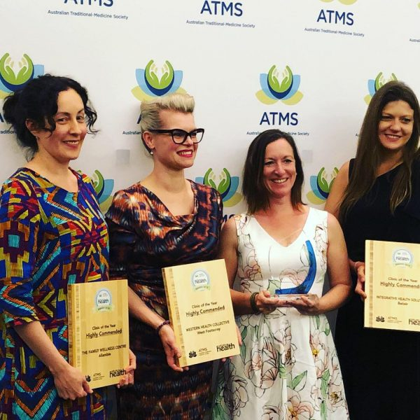 ATMS Clinic of the year award